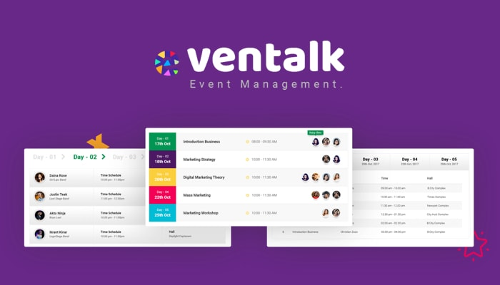Eventalk - Best Elementor Themes